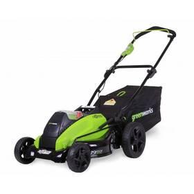 Greenworks G40LM45 (bez baterie) + Doprava zdarma