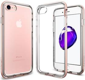 Spigen Neo Hybrid Crystal pro Apple iPhone 7/8 - rose gold (042CS20524) + Doprava zdarma