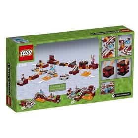 LEGO® MINECRAFT 21130 Podzemní železnice