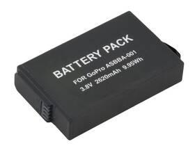 Avacom GoPro ASBBA-001 Li-Ion 3.8V 2620mAh 9.95Wh (VIGO-AS001-656)