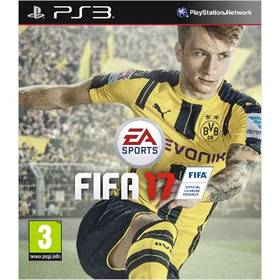 EA PlayStation 3 FIFA 17 (92169111)