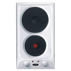 Elektrická varná doska Mora VDE 310 W biela