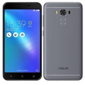 Asus ZenFone 3 Max ZC553KL (ZC553KL-4H033WW) šedý SIM s kreditem T-Mobile 200Kč Twist Online Internet (zdarma)Software F-Secure SAFE, 3 zařízení / 6 měsíců (zdarma) + Doprava zdarma