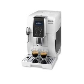 DeLonghi Dinamica ECAM350.35W bílé + Káva DeLonghi Kimbo Classic 1kg zrnková v hodnotě 449 Kč+ Skleničky na latte macchiato DeLonghi v hodnotě 449 Kč + Doprava zdarma