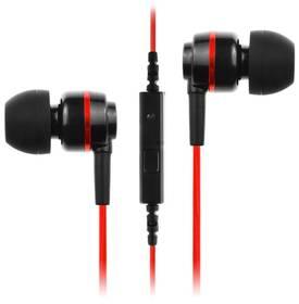 SoundMAGIC ES18S (SM ES18S red) černá/červená