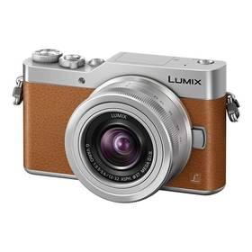 Panasonic Lumix DC-GX800 + 12-32mm (DC-GX800KEGT) hnědý + Doprava zdarma