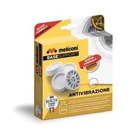 Protivibrační podložky na nožičky Meliconi 656102, 4ks (vrácené zboží 8800931317)