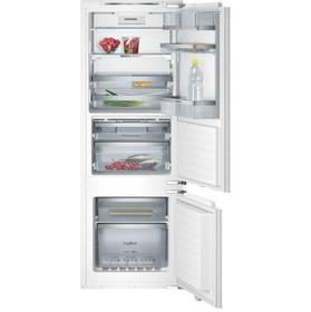Kombinácia chladničky s mrazničkou Siemens coolConcept KI39FP60 biela