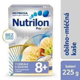 Nutrilon Profutura 7 cereálií s ovocem 8M, 225g