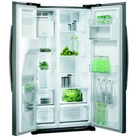 Kombinácia chladničky s mrazničkou Gorenje NRS 9181 CX strieborná