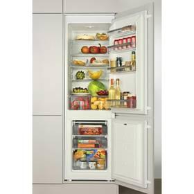 Kombinácia chladničky s mrazničkou Amica BK 316.3 biela