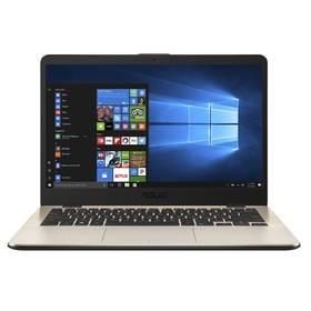 Asus VivoBook 14 X405UA-EB760T (X405UA-EB760T) zlatý Software F-Secure SAFE, 3 zařízení / 6 měsíců (zdarma)