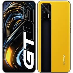 Telefon komórkowy realme GT 5G 12/256 GB (RMX220212YE) Żółty