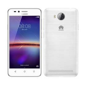Huawei Y3 II Dual Sim (SP-Y3IIDSWOM) bílý + Voucher na skin Skinzone pro Mobil CZ v hodnotě 399 Kč jako dárek+ Software F-Secure SAFE 6 měsíců pro 3 zařízení v hodnotě 999 Kč jako dárek + Doprava zdarma