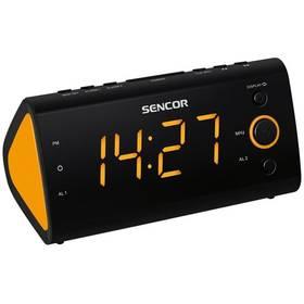 Rádiobudík Sencor SRC 170 OR (35039462)