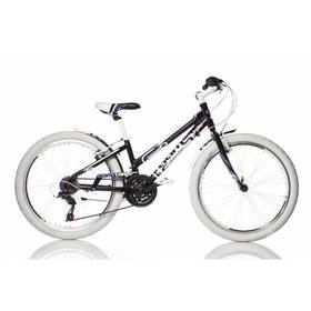 """Dino Bikes 24"""" dívčí 1024G-CRN + Doprava zdarma"""