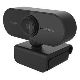 Powerton PWCAM2, 1080p (PWCAM2) čierna