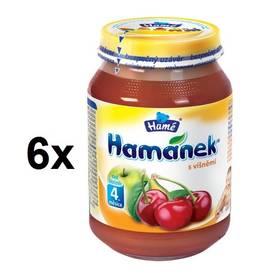 Hamánek višeň 6x190g