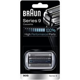 Braun Combi Pack Series9 - 92S stříbrné + Doprava zdarma