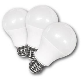 3 kusy LED žárovky TB En. E27,230V,10W, Neut. bílá (Náhradní obal / Silně deformovaný obal 2000022424)