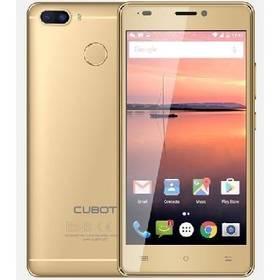 CUBOT H3 Dual SIM (PH3716) zlatý + Doprava zdarma
