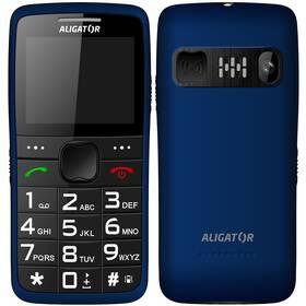 Aligator A675 Senior (A675BE) modrý (vrácené zboží 8801014009)