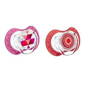LOVI ETNO 0-3m, 2ks ružové