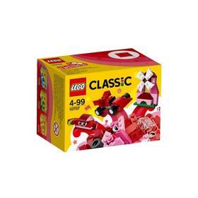 LEGO® CLASSIC 10707 Červený kreativní box + Doprava zdarma