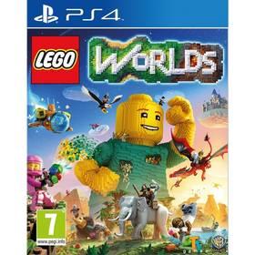 Ostatní PlayStation 4 LEGO Worlds (5051892205375)