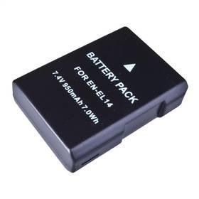 Avacom pro Nikon EN-EL14/EN-EL14a/EN-EL14e Li-ion 7.4V 950mAh (DINI-EL14-549N2)