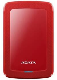 ADATA HV300 2TB (AHV300-2TU31-CRD) červený