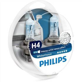 Philips WhiteVision H4, 2ks (12342WHVSM)