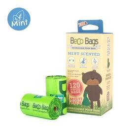 BecoPets Beco Bags Mint Multi 120 ks (8 x 15ks)