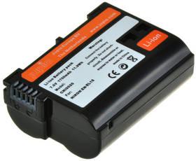Jupio EN-EL15 Li-Ion 7,2V 1650mAh pro Nikon (CNI0020V2) černé + Doprava zdarma