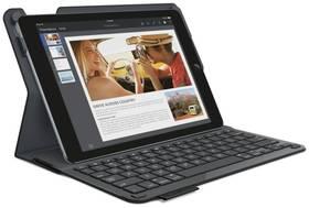 Logitech Type+ pro iPad Air 2 (920-006591) černé/carbon + Doprava zdarma