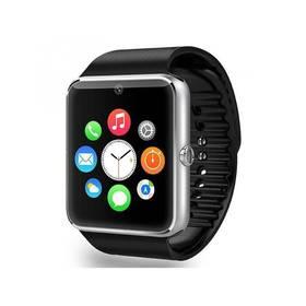 Chytré hodinky IMMAX SW6 SIM (09007) stříbrné 0e4745ca735