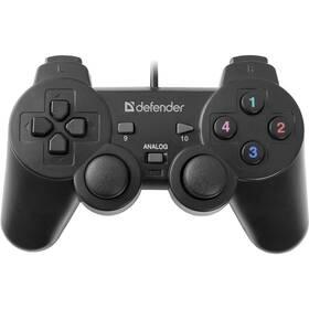 Defender Omega pro PC (64247) černý