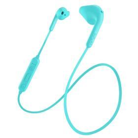 Defunc BT Earbud Basic Hybrid modrá