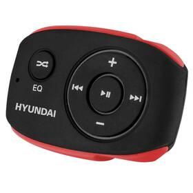 Hyundai MP 312 GB8 BR čierny/červený