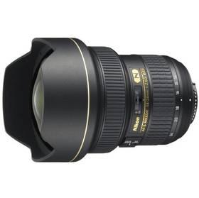 Nikon NIKKOR 14-24MM F2.8G ED AF-S černý + Doprava zdarma