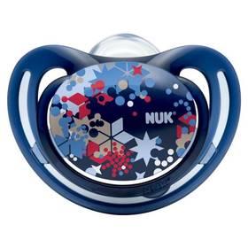 NUK Classic Freestyle 6-18m modré