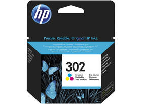 Cartridge HP 302, F6U65AE (F6U65AE)