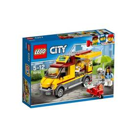 LEGO® CITY® Great Vehicles 60150 Dodávka s pizzou