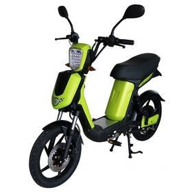 RACCEWAY E-Babeta E-BABETA, zelený-metalíza zelená farba