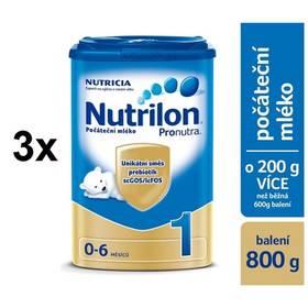 Nutrilon 1 Pronutra, 800g x 3ks + Doprava zdarma
