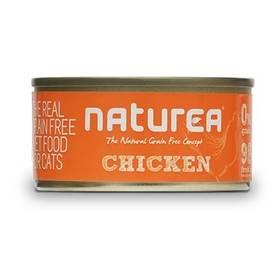 Naturea GF Cat - Chicken 80g