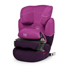 Cybex Aura-fix CBXC 2017, 9-36kg, Purple Rain + Doprava zdarma