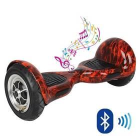 Kolonožka Fire Offroad APP + Reflexní sada 2 SportTeam (pásek, přívěsek, samolepky) - zelené v hodnotě 58 Kč + Doprava zdarma