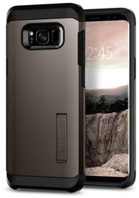 Spigen Tough Armor pro Samsung Galaxy S8 - metal (565CS21641)