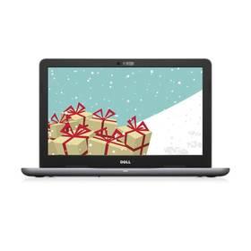 Dell Inspiron 15 5000 (5567) (N-5567-N2-513S) šedý Software F-Secure SAFE, 3 zařízení / 6 měsíců (zdarma)Monitorovací software Pinya Guard - licence na 6 měsíců (zdarma) + Doprava zdarma